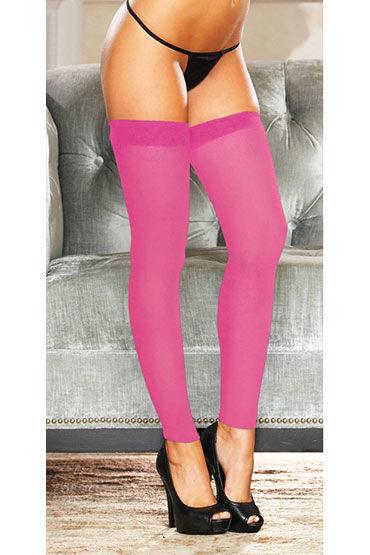 Hustler Candy, розовый Плотные непрозрачные париджины париджины st01 xxl 3xl
