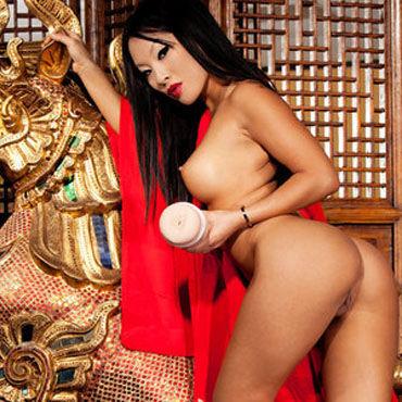 Порно с маслами и смазками с аса акира