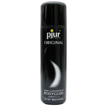 Pjur Original, 250 мл Концентрированный силиконовый лубрикант lola toys discovery nurse телесная сменная насадка для вакуумной помпы