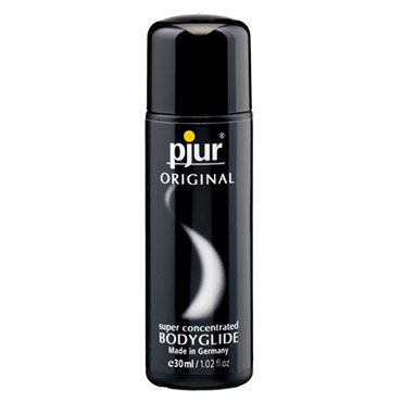 Pjur Original, 30 мл Концентрированный силиконовый лубрикант pjur superhero lubricant 100 мл лубрикант усиливающий эрекцию