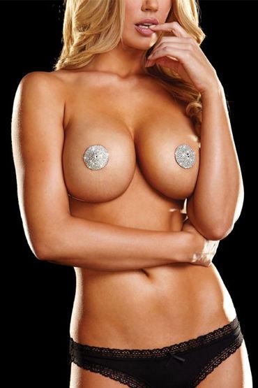 Ann Devine Phinestone Pasties Пэстисы из кристаллов цена и фото