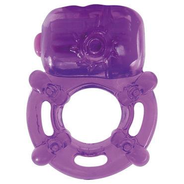 Toyz4lovers Dandys Bangle Kinky Эрекционное виброкольцо screaming o the ringo rangler bandolero эрекционное кольцо с виброэлементом
