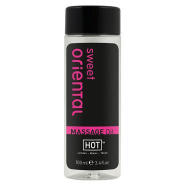 Hot Sweet Oriental, 100мл Массажное масло для тела hot active warming 100мл массажное масло для тела с разогревающим эффектом
