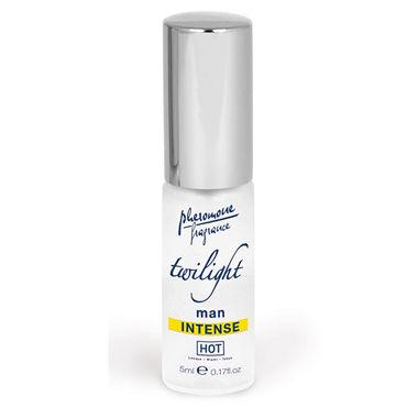 Hot Twilight Man Intense, 5мл Мужские духи с феромонами hot tokyo urban man 30мл мужские духи с феромонами