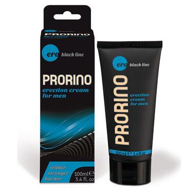 Hot Ero Prorino Erection Cream, 100мл Возбуждающий крем для мужчин стек классика черный