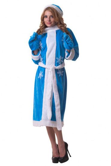 Le Frivole Снегурочка, голубой Костюм костюм сексуальной прислуги le frivole costumes костюм сексуальной прислуги