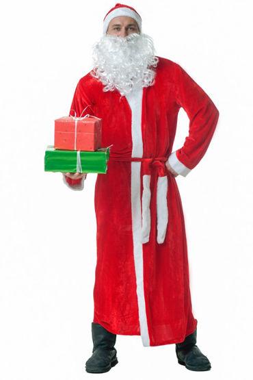 Le Frivole Дед Мороз, красный Костюм костюм le frivole покорная горничная l xl