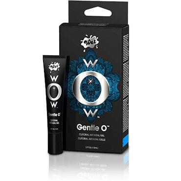 Wet wOw Gentle O, 15мл Клиторальный гель гель лубрикант на водной основе wet original 107 мл