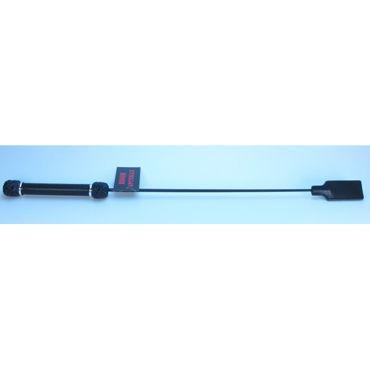 BDSM Арсенал Профессиональный стек, коричневый С жесткой рукояткой pipedream shock therapy nipple электрические зажимы для сосков