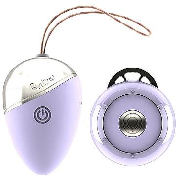Shots Toys Retro Isley, фиолетовое Виброяйцо с дистанционным управлением svakom elva фиолетовое перезаряжаемое виброяйцо с беспроводным управлением page 1
