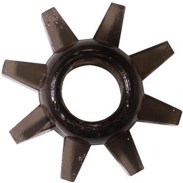 Lola Toys Rings Cogweel, черное Эрекционное кольцо shots toys hot cocking розовый необычное эрекционное кольцо