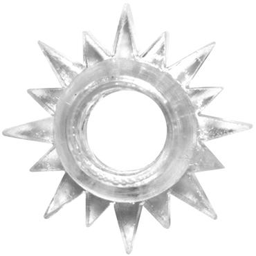 Lola Toys Rings Cristal, прозрачное Эрекционное кольцо фаллоимитатор акита