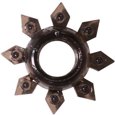Lola Toys Rings Gear, черное Эрекционное кольцо lola toys rings axle pin черное эрекционное кольцо с вибрацией