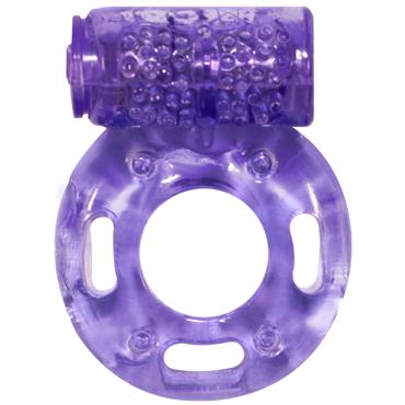 Lola Toys Rings Axle-pin, фиолетовое Эрекционное кольцо с вибрацией shotsmedia gym freak телесная кукла для секса