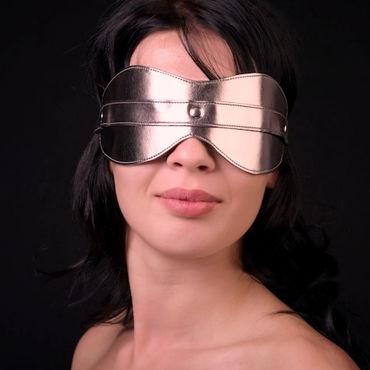 Sitabella маска, золотая Универсального размера органический лубрикант hot bio super 50 мл