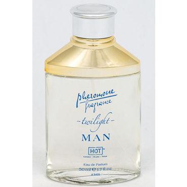 Hot Man Twilight, 50 мл Духи для мужчин с феромонами hot tokyo urban man 30мл мужские духи с феромонами