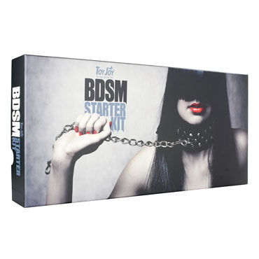 Toy Joy BDSM Starter Kit Набор BDSM аксессуаров bdsm