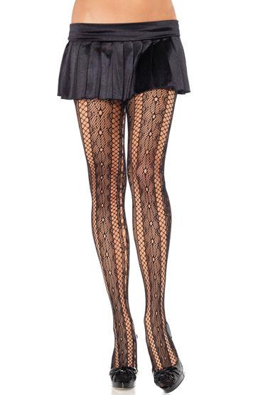 Leg Avenue колготки С красивым плетением leg avenue заколка для волос с якорем 2 штуки