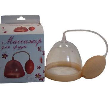 Bioclon Вакуумная Помпа, малая Для стимуляции молочных желез гель смазка интимная durex 2 в 1 play massage stimulating 200мл