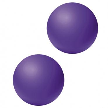 """Lola Toys Emotions Lexy Large, фиолетовые Вагинальные шарики большие вагинальные шарики posh silicone """"o"""" balls розовые"""