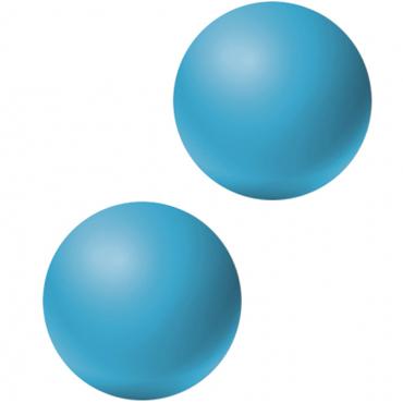 """Lola Toys Emotions Lexy Large, голубые Вагинальные шарики большие вагинальные шарики posh silicone """"o"""" balls розовые"""