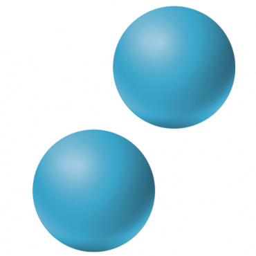 Lola Toys Emotions Lexy Medium, голубые Вагинальные шарики средние fun factory smartballs duo голубые вагинальные шарики со смещенным центром тяжести