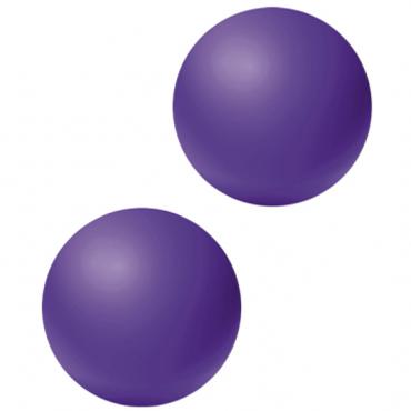 Lola Toys Emotions Lexy Small, фиолетовые Вагинальные шарики маленькие lola toys emotions foxy фиолетовые вагинальные шарики со стимулирующими ушками