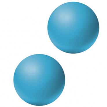 Lola Toys Emotions Lexy Small, голубые Вагинальные шарики маленькие mif вибратор 24 реалистичный вибратор