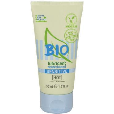 Hot Bio Sensitive, 50 мл Интимный гель для чувствительной кожи system jo premium lubricant 30 мл нейтральный лубрикант на силиконовой основе