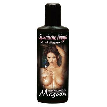 Magoon Spanische Fliege, 100 Ароматизированное массажное масло ароматизированное массажное масло hot stuff вишня 177 мл