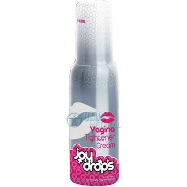 JoyDrops Vagina Tightener, 100 мл Крем для сужения влагалища крем madame orgasm cream 18ml