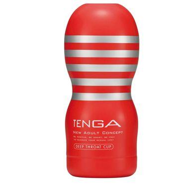 Tenga Deep Throat Мастурбатор имитирующий оральный секс lelo ora 2 розовый инновационный стимулятор имитирующий оральные ласки