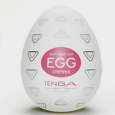 Tenga Egg Stepper Одноразовый мастурбатор с рельефом в виде треугольников dmdg uln2003 stepper motor driver module 5v 28byj 48 stepper motor for arduino