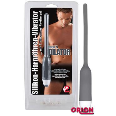 You2Toys Mens Dilator, серый Вибратор для уретры гель смазка интимная durex 2 в 1 play massage stimulating 200мл