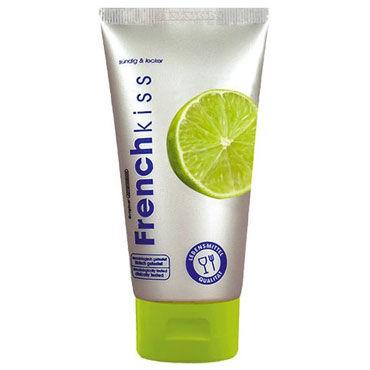 Joydivision Frenchkiss Lemon, 75мл Лубрикант для орального секса со вкусом лимона wet fun flavors tropical fruit explosion 302 мл универсальный лубрикант с ароматом тропических фруктов