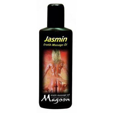 Magoon Jasmin, 100мл Массажное масло с ароматом жасмина beastly маска черная с отстегивающимися элементами