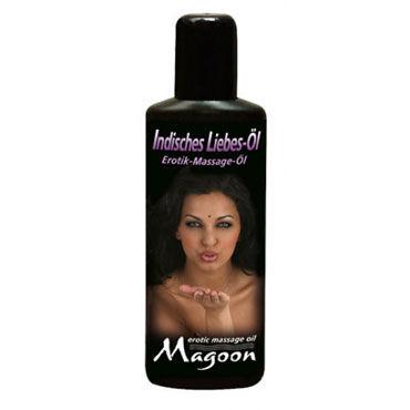 Magoon Indian Love, 200мл Массажное масло с мистическим ароматом вибромассажер для стимуляции точки g lealso rose purple красно фиолетовый