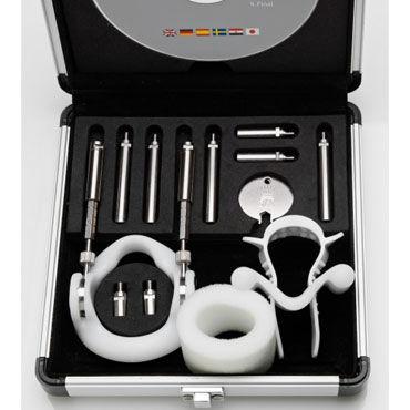 Jes Extender Titanium Комплект для увеличения пенис jes extender original устройство для увеличения пениса