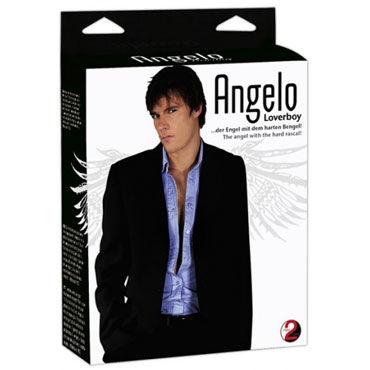 You2Toys Angelo Кукла-мужчина you2toys african queen кукла мулатка