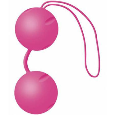 Joy Division Joyballs Trend, розовые Вагинальные шарики смазки на водной основе toy joy division