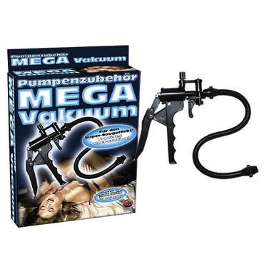 You2Toys Mega Vakuum насос Насос для помпы you2toys mister boner прозрачно белая помпа для пениса перезаряжаемая