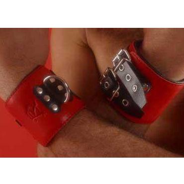 Podium наручники C металлической фурнитурой pipedream набор для фиксации наручники наножники и цепочка