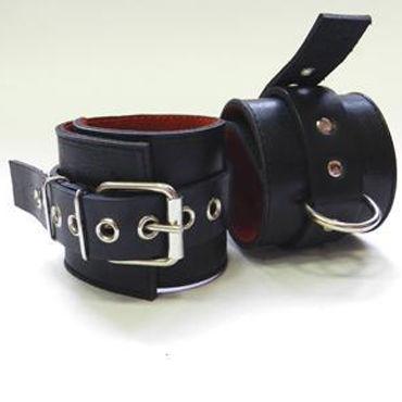 Beastly наножники, черные Неподшитая кожа beastly наножники черно красные подшитые с кольцом