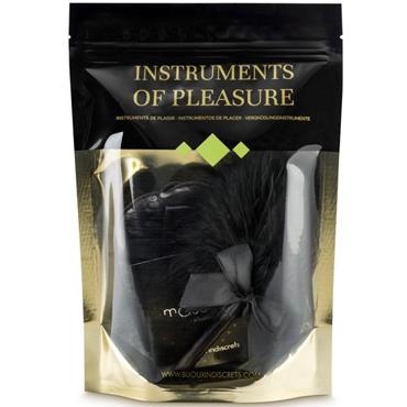 Bijoux Набор Instruments of Pleasure зеленый Набор для страсных игр pleasure box black для игр в стиле бдсм набор для сексуальных экспериментов