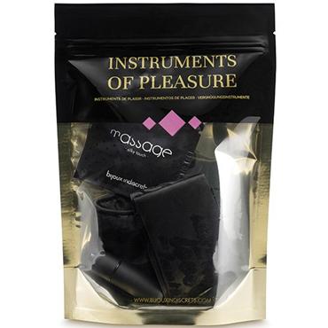 Bijoux Набор Instruments of Pleasure пурпурный Набор для страсных игр beastly мульти пульти красно черный cтек со шлепком в форме мультяшной ладошки