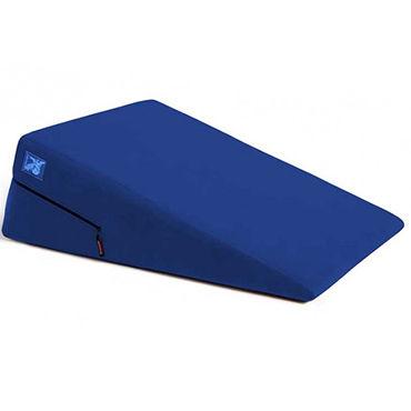 Liberator Ramp, синяя Подушка для секса liberator wedge ramp combo фиолетовы набор подушек для любви