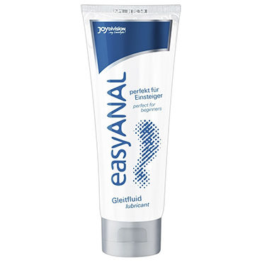 ЕasyAnal, 80 мл Смазка для анального секса расслабляющий спрей для анального секса megaglide explorer 30мл