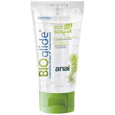 Bioglide Anal, 80 мл Гель для анального секса кожаный лиф декорированный