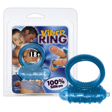 Vibro Ring кольцо Эрекционное кольцо с вибрацией ovo a2 vibrating couple s ring черное эрекционное кольцо с вибрацией