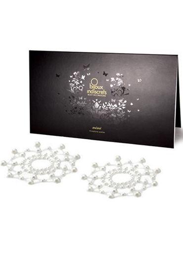 где купить Bijoux Indiscrets MiMi, жемчужное Украшение для груди по лучшей цене